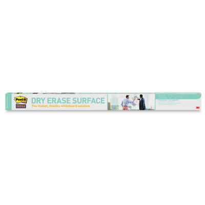 Super Sticky Dry Erase Surface, Roll