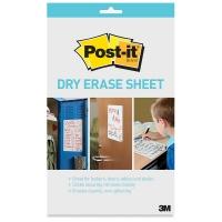 Super Sticky Dry Erase Surface, Sheet