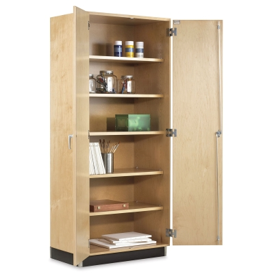 "General Storage Cabinets, 36"" Width<br/>(Supplies not included)"