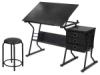 Studio Designs Eclipse Table & Stool Set