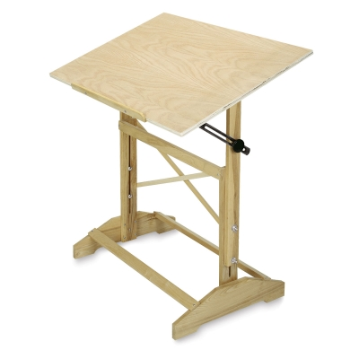 Professional Drafting Table, Natural
