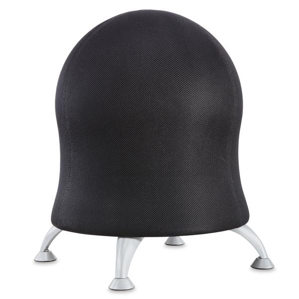 Safco Zenergy Ball Chair, Black
