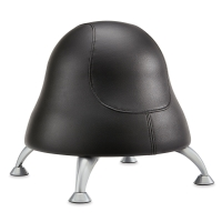 Runtz Ball Chair, Black Vinyl