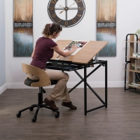 Ion Table by Studio Designs(Materials and Chair Not Included)