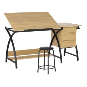 Blick Studio Deluxe Comet Craft Table by Studio Designs