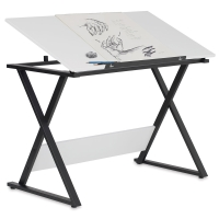Axiom Drawing Table (Supplies not included)