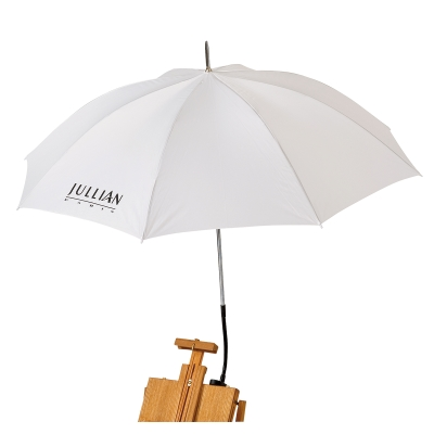 Easel Umbrella, White