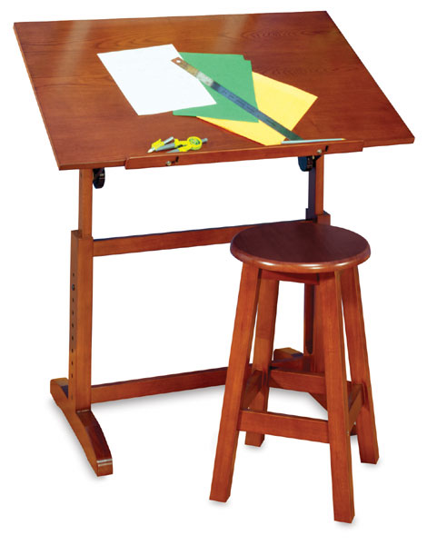 Creative Table and Stool Set