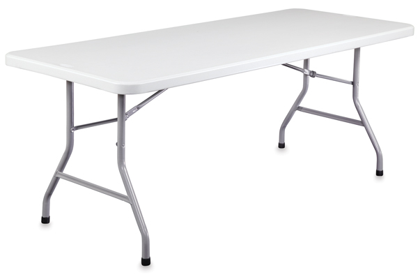Folding Table, Rectangular