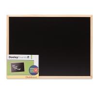 "Wood Frame Chalkboard, 17"" × 23"""