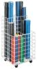 Alvin Mobile Bin/File for Rolled Materials