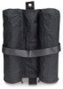 Weight Bags, Pkg of 4, Black