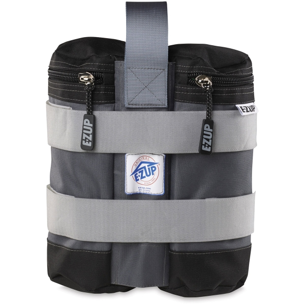 Weight Bags, Pkg of 4, Steel Gray