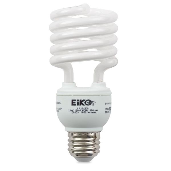 Fluorescent 23 Watt Bulb