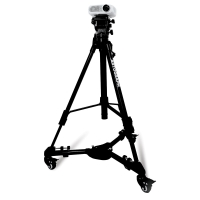 Digital Art Projector Tripod Dolly(Projector and Tripod not included)