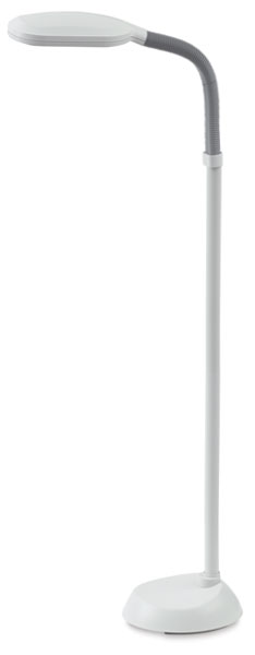 Daylight naturalight hobby floor lamp blick art materials hobby floor lamp aloadofball Choice Image