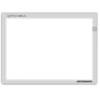 "LED LightPad, 12"" × 17"""