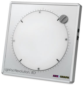 Revolution 80 Revolving LightPad
