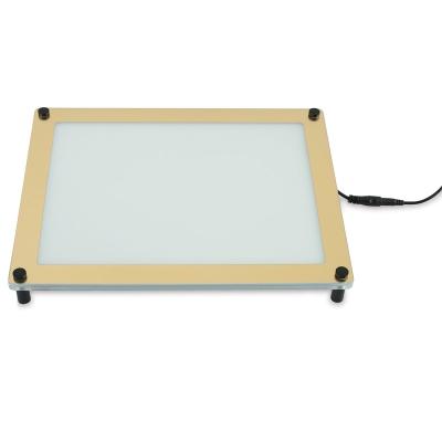 *BLICK Exclusive* Porta-Trace Lumen Series LED Light Panel, Gold