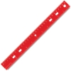 Bargain Elementary Plastic Rulers, Pkg of 12