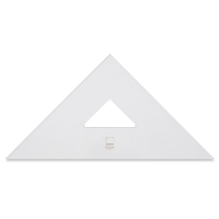 45°/90° Triangle
