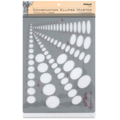 Combo Ellipse Master Template