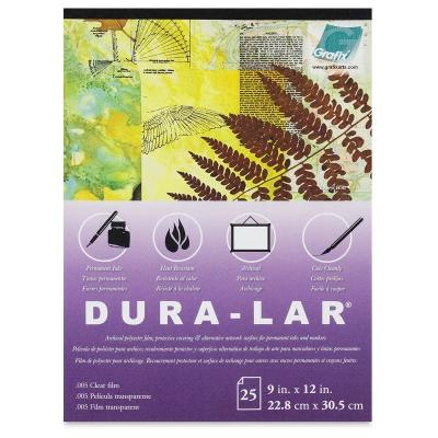 Dura Lar Clear Acetate Alternative, Pad