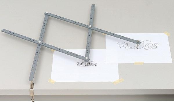 Alvin 300 Hardwood Pantograph Blick Art Materials