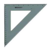 Triangle 45°/90°