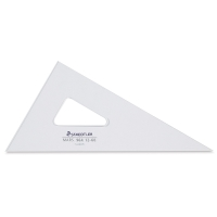 Staedtler Mars Professional Triangles