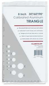 Aluminum Triangles