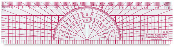Protractor Ruler