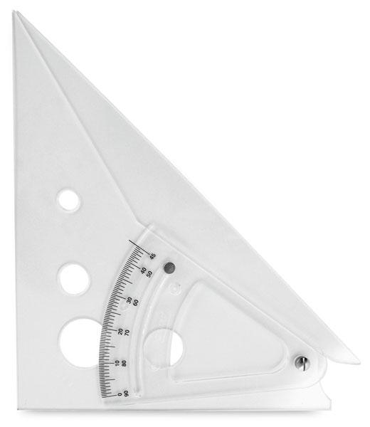 """Adjustable Triangle 10"""""""