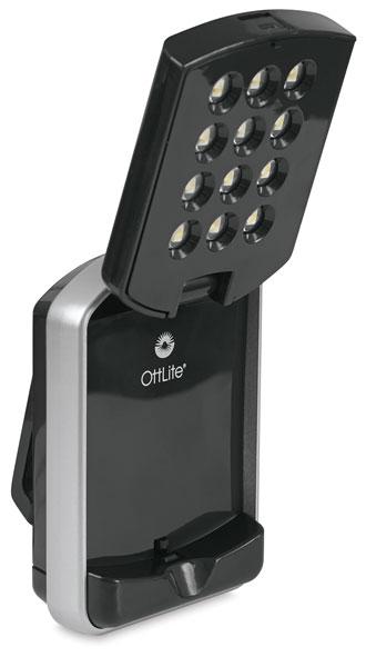 OttLite LED Mini Flip Light - BLICK art materials