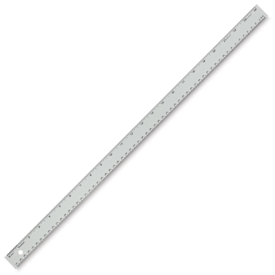Non-Slip Straight Edge Ruler