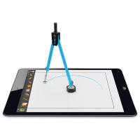 Dual-Use Touch Screen Drafting Tool Kit