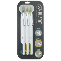 PenBlade Retractable Craft and Hobby Knife, Set of 3