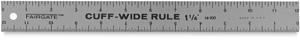 """Cuff Width Ruler, 1¼"""""""