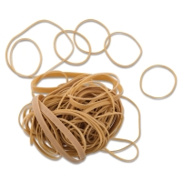 Rubber Bands, 1-3/8 oz Bag