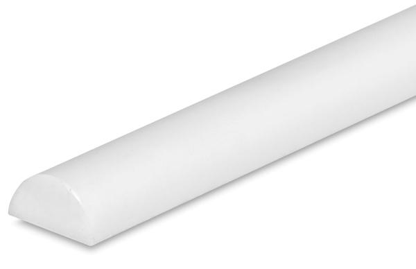 Half-Round Rod, Pkg of 5