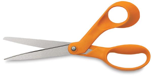 Bent Scissors