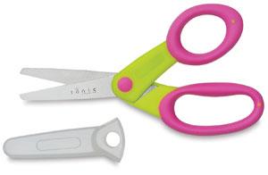 """5"""" Kids' Craft Scissors, Yellow"""