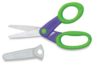 """5"""" Kids' Craft Scissors, Purple"""