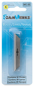 Replacement Blade C, Pkg of 20