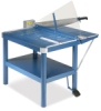 Dahle Premium Series Large Format Guillotine Trimmer with Stand