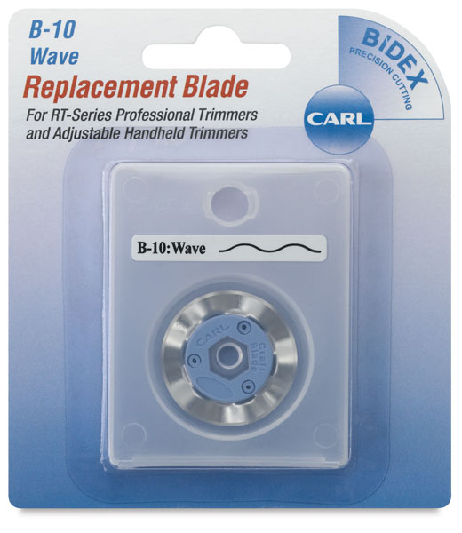 Decorative Replacement Blade, Long Wave
