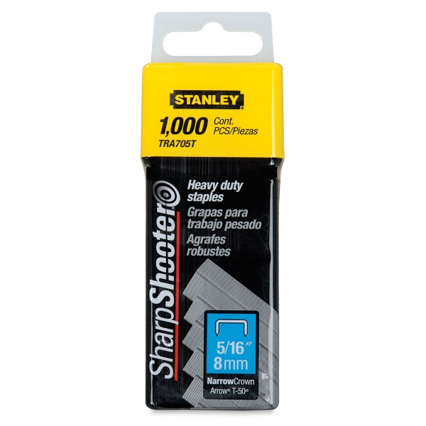 "5/16"" Staples, Box of 1000"