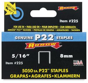 P22 Staples