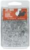 Clear Plastic Push Pins, Pkg of 100