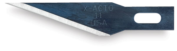 #11 Carbonized Steel Blade
